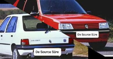 Peugeot relance la production de la 205 sacré numéro.