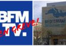 Grèves : Premières hospitalisations des téléspectateurs de BFMTV en manque.