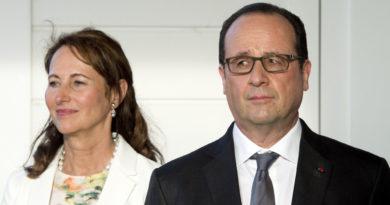F. Hollande sur S.Royal:» Oubliez-la, même moi, je ne l'ai pas gardée!»