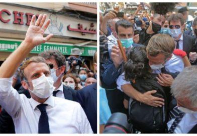 Sondage Ipop: 98% des Français favorables à ce que Macron devienne Libanais.