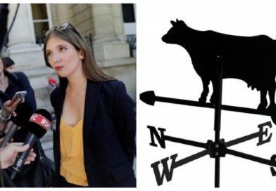 Aurore Bergé pressentie au Ministère de la Girouette. ( Tous les détails dans l'article).