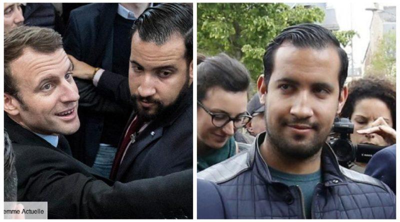 Covid-19 : Macron cas contact profond de Benalla…