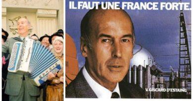 78% des français souhaitent le retour de Giscard sur la scène politique.