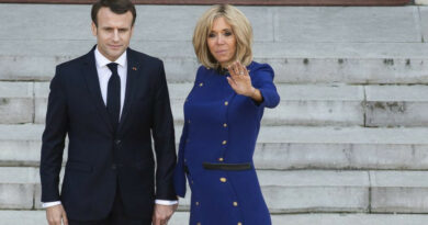 Brigitte Macron enceinte