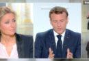 Selon un sondage Ipop, 97% des Français ont éte convaincus par E. MACRON lors de son direct.