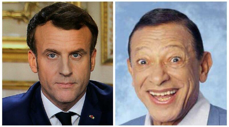 E. Macron: «Le travail c'est la santé !»