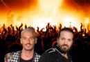 Lalanne et Pokora reprennent les tubes de Van Halen en duo