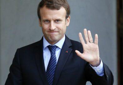 E. Macron : «Jamais 2 sans 3…et à l'année prochaine !»