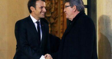 🔴 Après une poussée de fièvre, Macron nomme Mélenchon 1er ministre