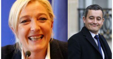 Débat : 78% des Français pensent que Darmanin représenterait mieux le RN que MLP