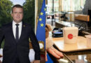 Macron prend 7kg en testant les repas étudiants à 1euro du Crous.