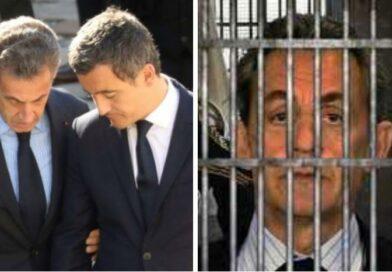 """Darmanin : """"Je vais tout faire pour empêcher Nicolas d'aller en prison"""""""
