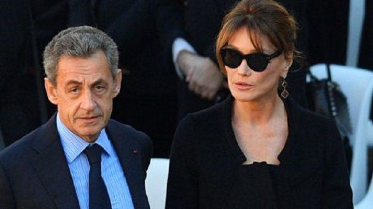 Carla Bruni menace d'arrêter sa carrière si son mari n'est pas innocenté