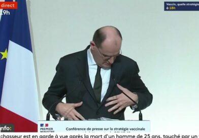 18h : Jean Castex annoncera qu'il a retrouvé ses lunettes