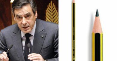 Fillon: enquête pour l'emploi d'un crayon comme assistant parlementaire !