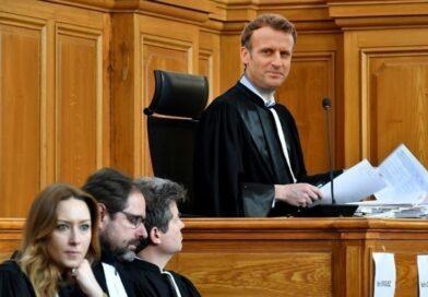 Dernière minute: Macron nommé juge dans l'affaire Benalla.