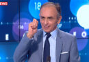 Zemmour : «Si je suis élu, je choisirai tous les prénoms des nouveaux-nés sur le sol français.