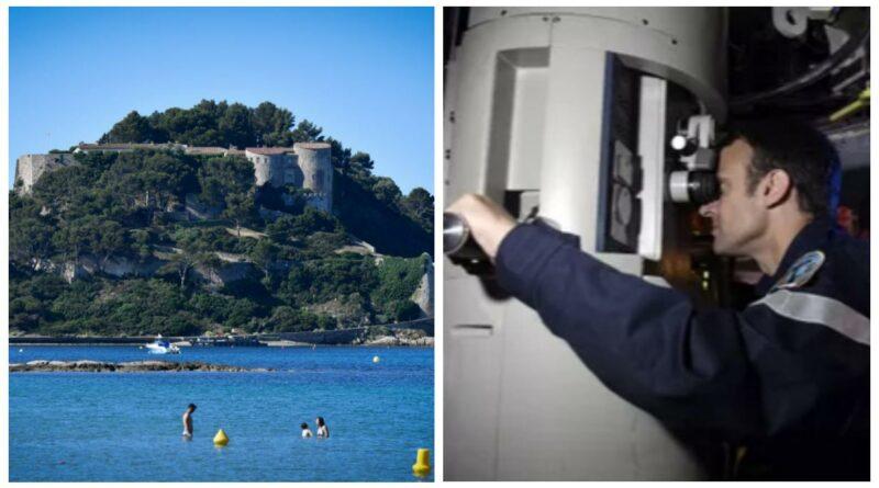 Australie : Macron va garder un sous-marin pour jouer à la guerre au Fort de Brégançon.
