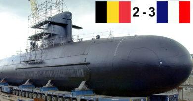 Défaite face aux Bleus, la Belgique annule sa commande de 46 sous-marins à la France